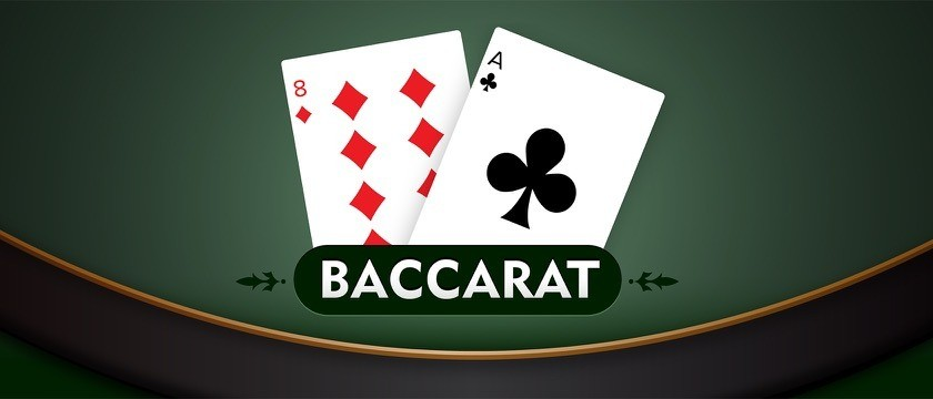 Baccarat online, its rules and gameplay * Baccarat